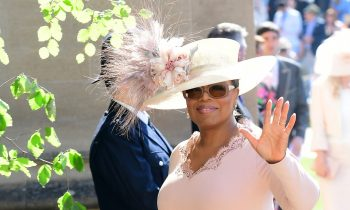 Oprah Is at the Royal Wedding, and Twitter Is Having a Meltdown About It