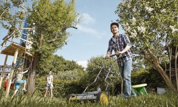 Scottish Mom Asks Son To Cut Grass (But Not Into A Giant Penis)
