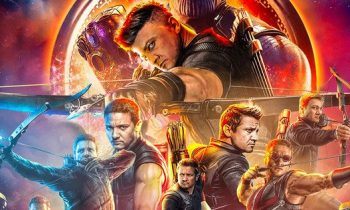 BossLogic's All Hawkeye Infinity War Poster Mistakenly Gets Used at Movie Theater