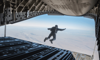 Watch Tom Cruise Jump Out Of Plane Over 100 Times For 'Mission: Impossible – Fallout'