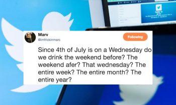 This Week's 20 Funniest Tweets 6-29-18