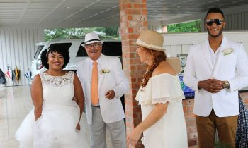 A Storm Almost Canceled This Beach Wedding, Then A Stranger Knocked On The Brideand#039;s Car Door
