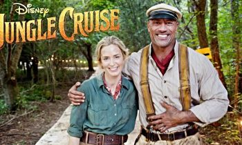 Disney's Jungle Cruise Video Has The Rock & Emily Blunt Ready for Adventure