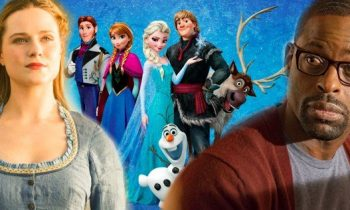 Frozen 2 Brings in Evan Rachel Wood and Sterling K. Brown