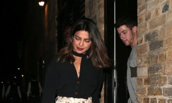 Here's How Priyanka Chopra Celebrated Her Birthday with Maybe-Boyfriend Nick Jonas