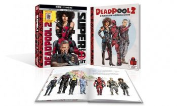 Target's Deadpool 2 Blu-ray Comes with a Raunchy Kids' Book