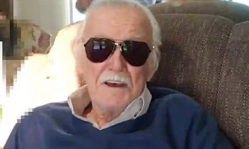 Bummed Out Stan Lee Wishes Fans the Best as He Skips Comic-Con