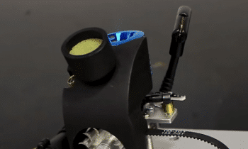 Out Of Batteries For Your Torch? Just Use A Mini Nitro Engine