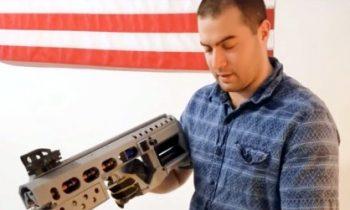 You Can Now Buy a Practical Gauss Gun