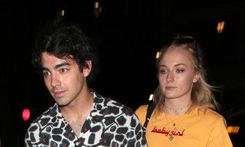 Nick Jonas and Priyanka Chopra Went on a Double Date With Joe Jonas and Sophie Turner