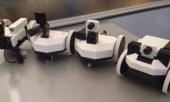 Watney: A Fully 3D Printed Rover Platform