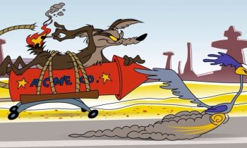 Wile E. Coyote Movie Is Happening with It's Always Sunny Writers