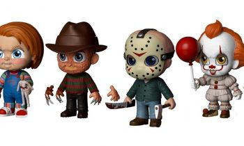 Funko Announces 5 Star Horror Figures for Freddy, Jason, Chucky & Pennywise