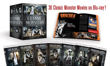 Universal Classic Monsters Are Coming to Blu-ray in Massive 30-Movie Set