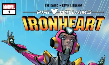 Marvel's Ironheart Gets Her Own Comic Series, Is a Movie Next?