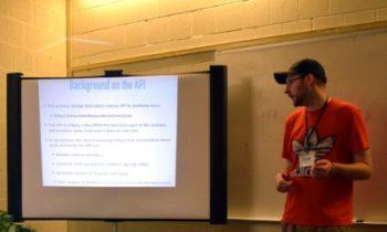 FOSSCON 2018: Hacking the Indego Bike Sharing API