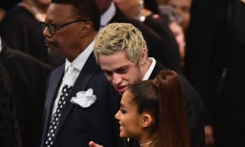 Ariana Grande Sang a Beautiful Cover of 'Natural Woman' at Aretha Franklin's Funeral
