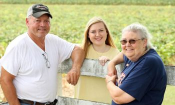 Mississippi Family Plants Vegetable Farm, Gives Half To People On Fixed Income