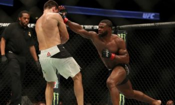 5 Things You Should Know About UFC Welterweight Champion Tyron Woodley